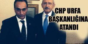 CHP Urfa Başkanlığı Ona Emanet