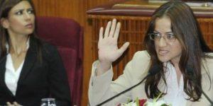 KKTC 'li kadın vekil; Türk askeri tecavüzcü