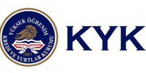 KYK (e-devlet) kredi ve burs sonuçları