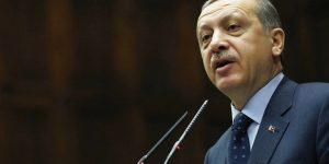 Erdoğan'dan sert Osmanlıca çıkışı