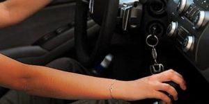 Sürücü belgeli kadın sayısı artıyor