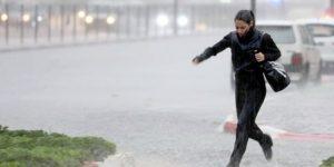Yağmur nedeniyle okullar 1 gün tatil