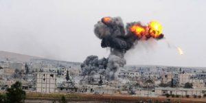 3'ü komutan 8 IŞİD militanı öldürüldü