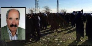 Şanlıurfa'nın Kanaat Önderlerinden Karakeçili Enver Akıl Vefat Etti