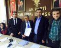 Sayan AK Parti'den Aday Adaylığını Açıkladı