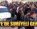 Eyyübiye'de Suriyeli Gerginliği