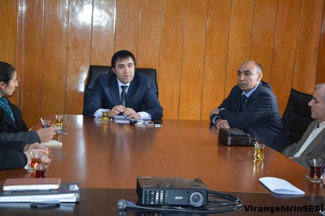 Viranşehir'de İnsan Hakları Vurgusu Yapıldı