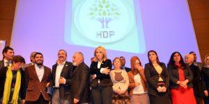 HDP'nin 11 adayı kesinleşti