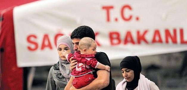 Muş'taki Suriyeliler Şanlıurfa'ya gönderildi