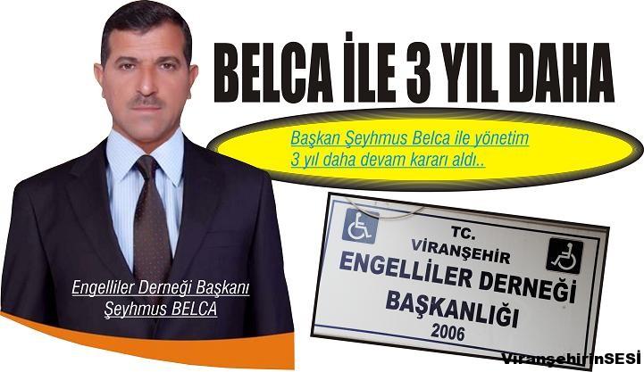 BELCA İLE 3 YIL DAHA