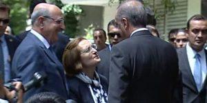 Erdoğan'dan Demirel'in evine taziye ziyareti