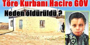 Viranşehir'deki Töre Cinayeti…