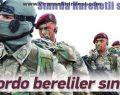 Bordo Bereliler, Suriye Sınırında