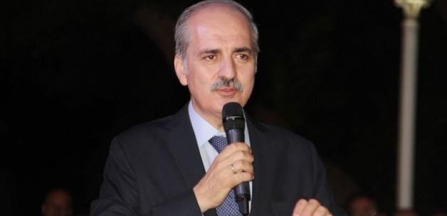 Kurtulmuş'tan Suriye'ye operasyon açıklaması