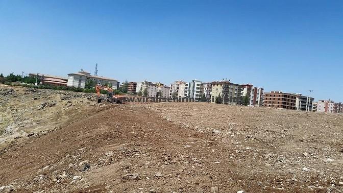 Viranşehir Belediyesi'nden yeni bir park (1)