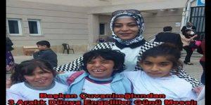 Pınar Çuvanlıoğlu'nun 3 Aralık Dünya Engelliler Günü Mesajı