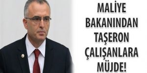 Taşerona Kadro Müjdesi !