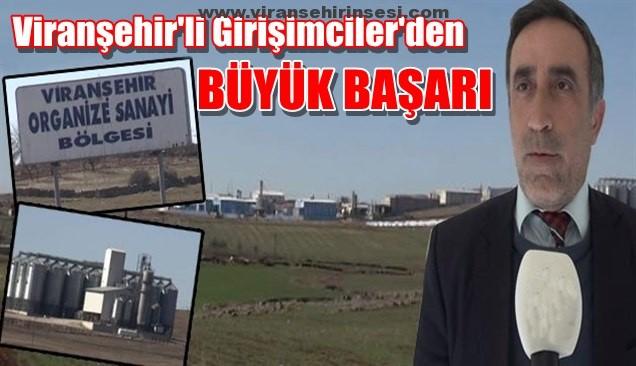 Viranşehir'de Girişimciler Kendi OSB'sini Kurdu