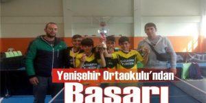 Yenişehir Ortaokulu'ndan Başarı