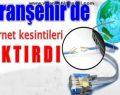 Viranşehir'de İnternet Kesintileri Bıktırdı