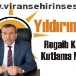Mehmet Yıldırım, Regaib Kandilini Kutladı