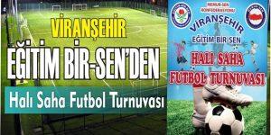 Viranşehir'de Geleneksel Halı Saha Futbol Turnuvası