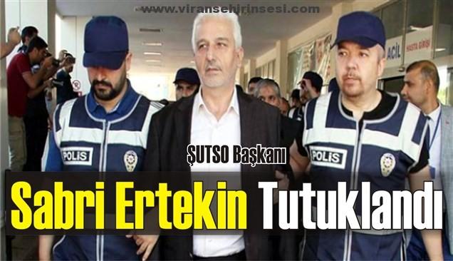 Sabri Ertekin Tutuklandı