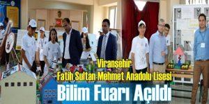Bilimin Fatih'i Işık saçıyor