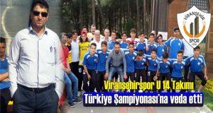 Türkiye Şampiyonası'na Erken Veda