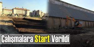 Şanlıurfa Büyükşehir Belediyesi Çalışmalara Başladı