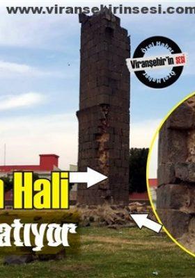 Viranşehir'in Sembolüne Saygı Bu mu ?
