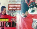 Viranşehir'li Berberden Müşterisi için Özel Önlük