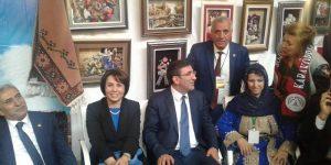 Viranşehir Belediyesi Ankara Tanıtım Günlerinde