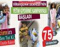 Viranşehir Derneği Yetim Giydirme Kampanyası Başladı