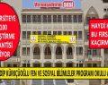 Kemal Edip Kürkçüoğlu Fen Ve Sosyal Bilimleler Program Okulu Açılıyor