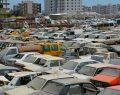 Şanlıurfa'da Yedieminki binlerce araç çürümeye terk edildi