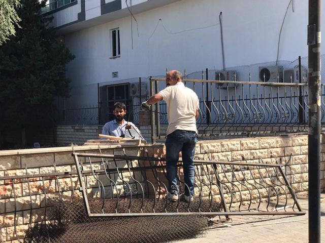Viranşehir Belediyesi Yıllardır İşgal Edilen 'O' Parkı Halka Açıyor