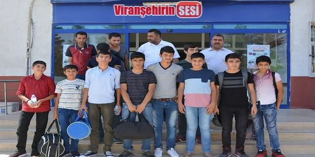 Başarılı Öğrencilere Halfeti Turu