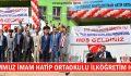 Viranşehir'de 2017 – 2018 Eğitim Öğretim Yılı İlköğretim Haftası Kutlandı