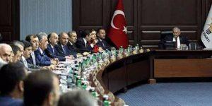 AK Parti'de 2 bomba gelişme: Bakanlar değişiyor