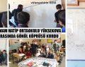 Bahçelievler İmam Hatip Ortaokulu Yüksekova –  Viranşehir Arasında Gönül Köprüsü Kurdu