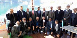 İlçe Müftüler Toplantısı Halfeti'de Yapıldı