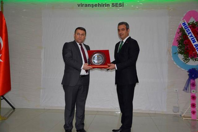 Viranşehir Devlet Hastanesi'nden 14 Mart Tıp Bayramı Etkinliği
