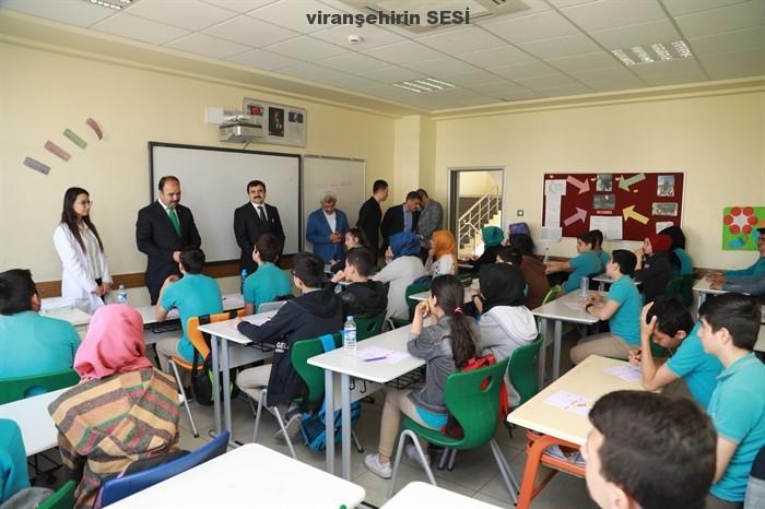 Urfa'da 88 bin öğrenci sınava girdi