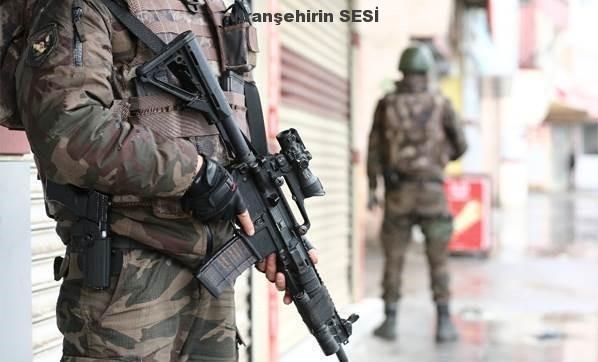 Viranşehir'de operasyon: 11 kişi yakalandı!
