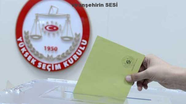 Sayılar değişti! Erken seçimde Urfa'da kaç vekil seçilecek?