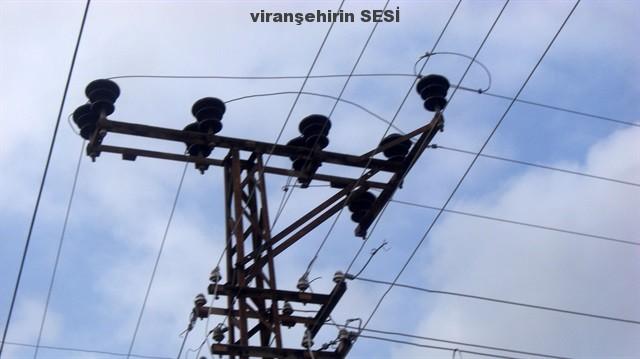 Viranşehir'de 2 kişi elektrik akımına kapıldı! 1 Ölü 1 Ağır yaralalı