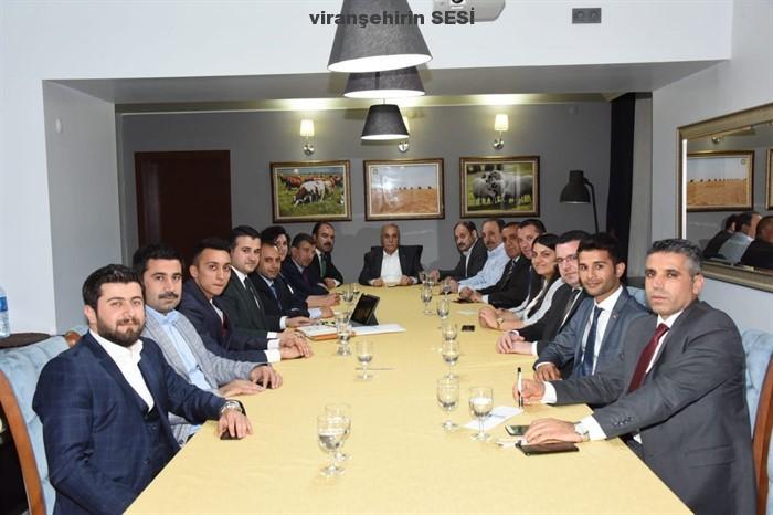 """Bakan Fakıbaba, """"Şanlıurfa'da Rekor oy alacağız"""""""
