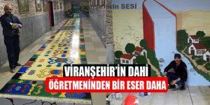 Viranşehir'in Dahi Öğretmeninden Bir Eser Daha