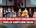 Viranşehir İlçe Milli Eğitimden Bol Ödüllü Kitap Okuma Yarışması